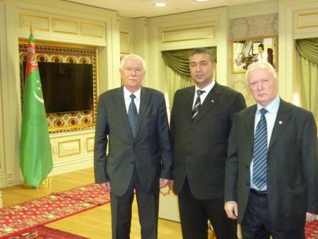 Туркменистан 2