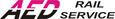 logo AED Rail Service